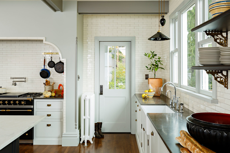 Kitchen Alcove Victorian Kitchen Jessica Helgerson Interior Design