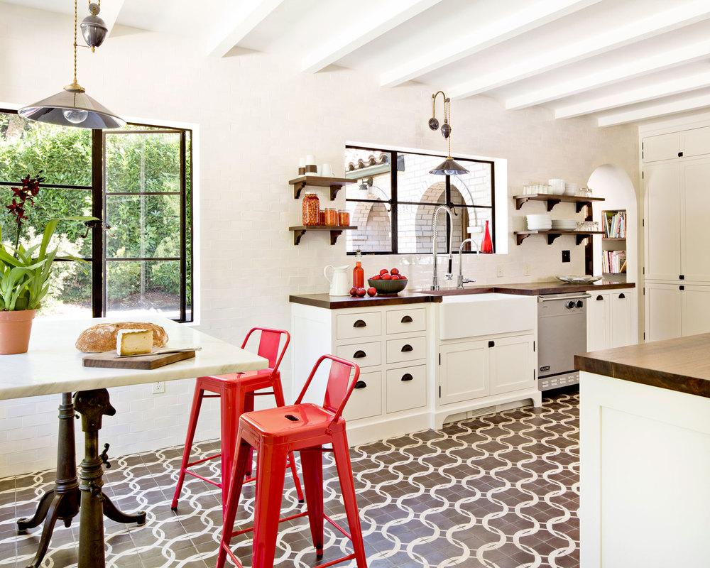kitchen - Landhauskchen Mediterran