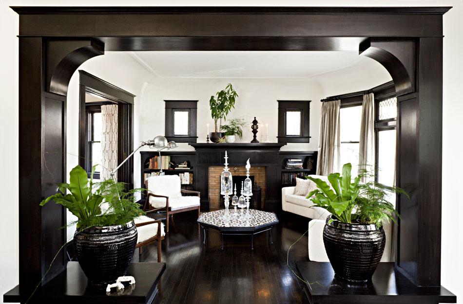 GlamourousFourSquare Jessica Helgerson Interior Design