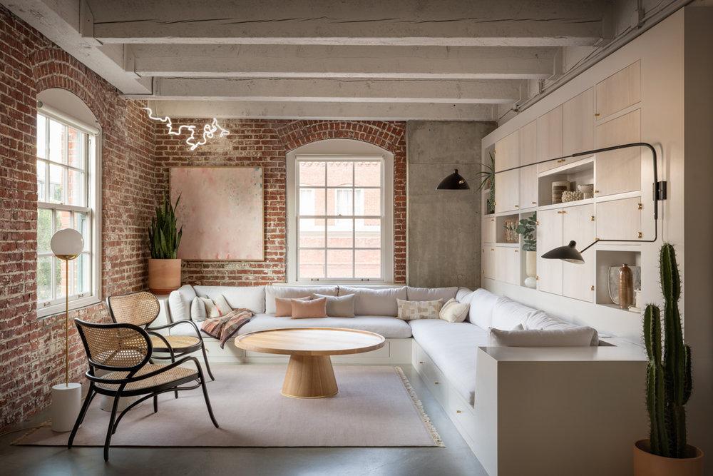 Pearl Loft Jessica Helgerson Interior Design