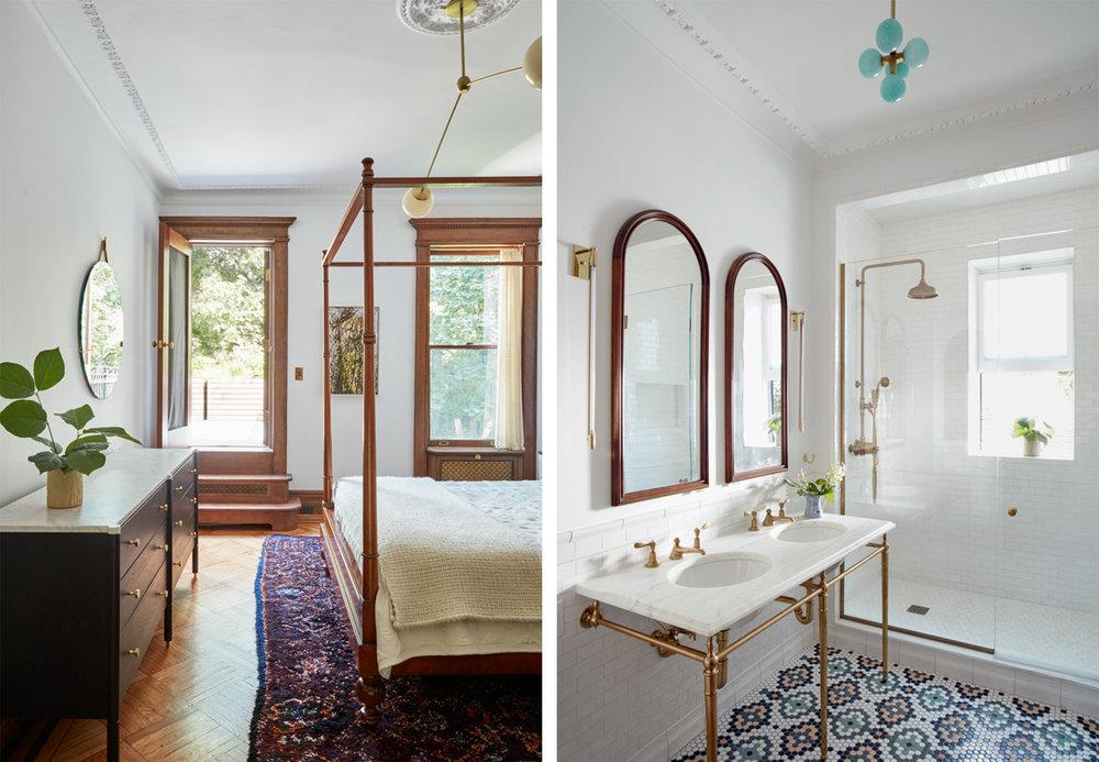 Master Bedroom & Bath