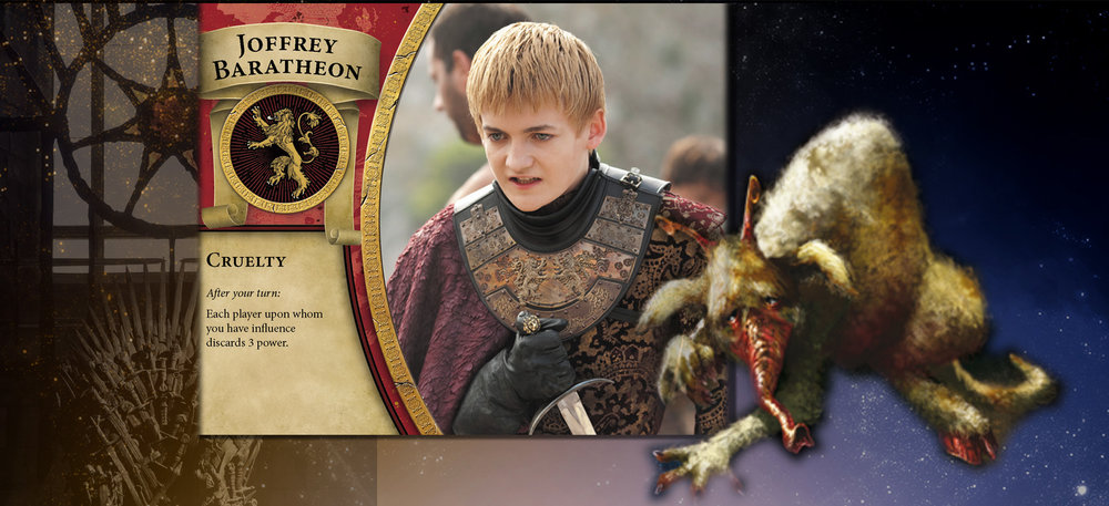 Joffrey and Sniveler would not fare well in a contest to see who could be the most annoying whiner.