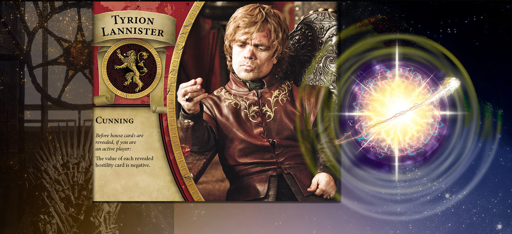 Tyrion and Anti-Matter are immersed in a mind boggling world view where less is more.