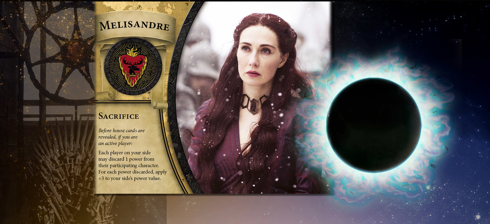 Melisandre and Void, feel a comradship around the permanent cleansing of their enemies.