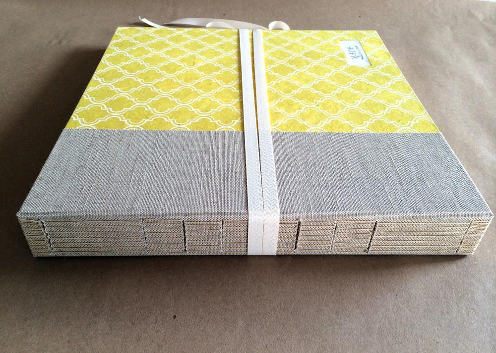 Yellow Pattern Album spine.JPG