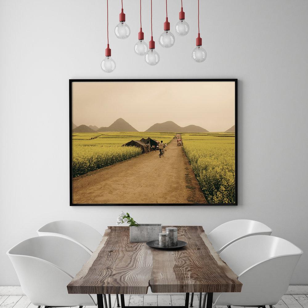 Landscape prints.... -