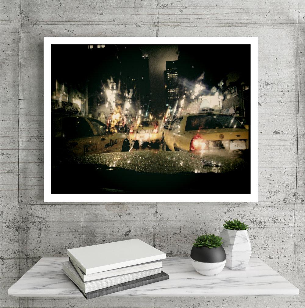 Big city prints.... -