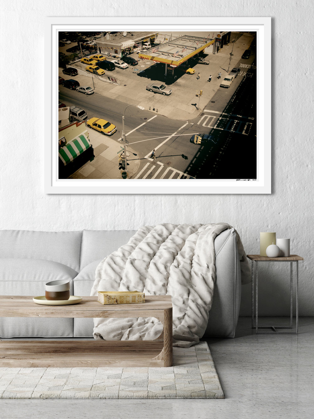Big city prints.... -