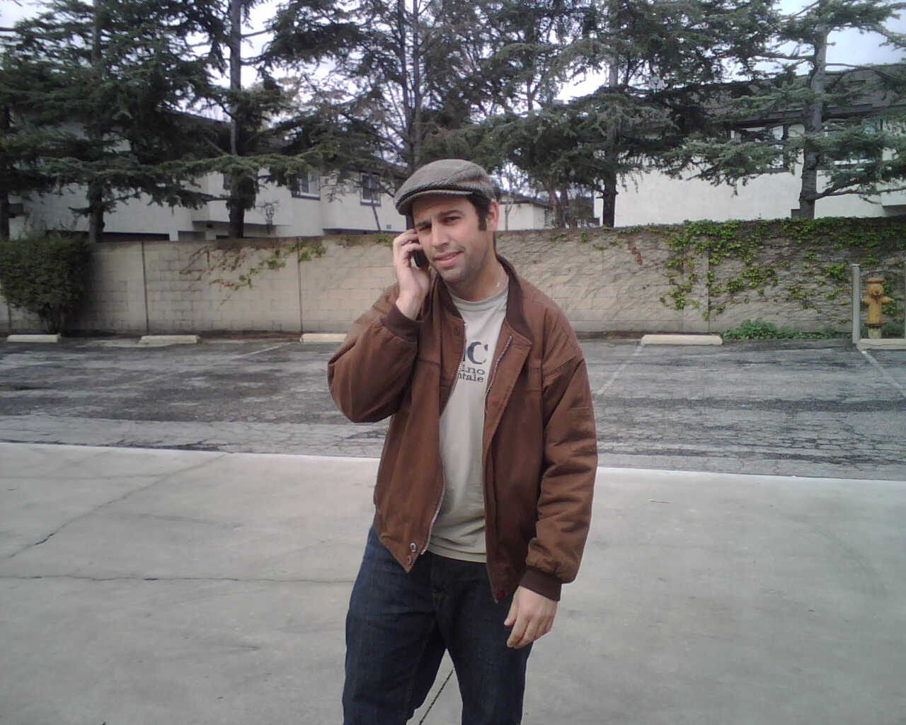 yeah well you tell that frickin moulinyan we're gonna settle the score in the supreme bowl at 7 o'clock, paesan'