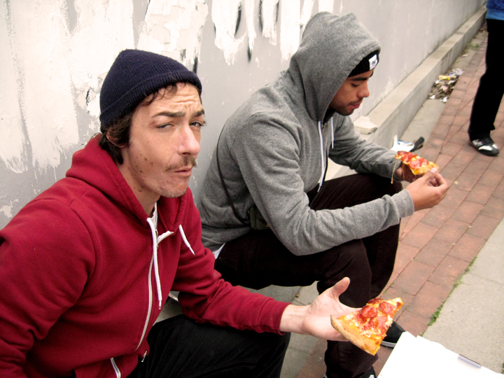 dudes live chinese pizza