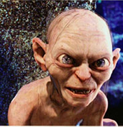 so, the master cleanse has transformed me into a gollum-like thing