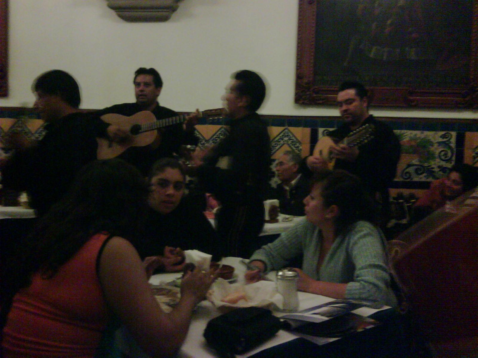 i'm in mariachi central