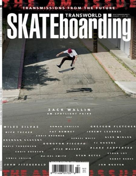 Zack Wallin Cover