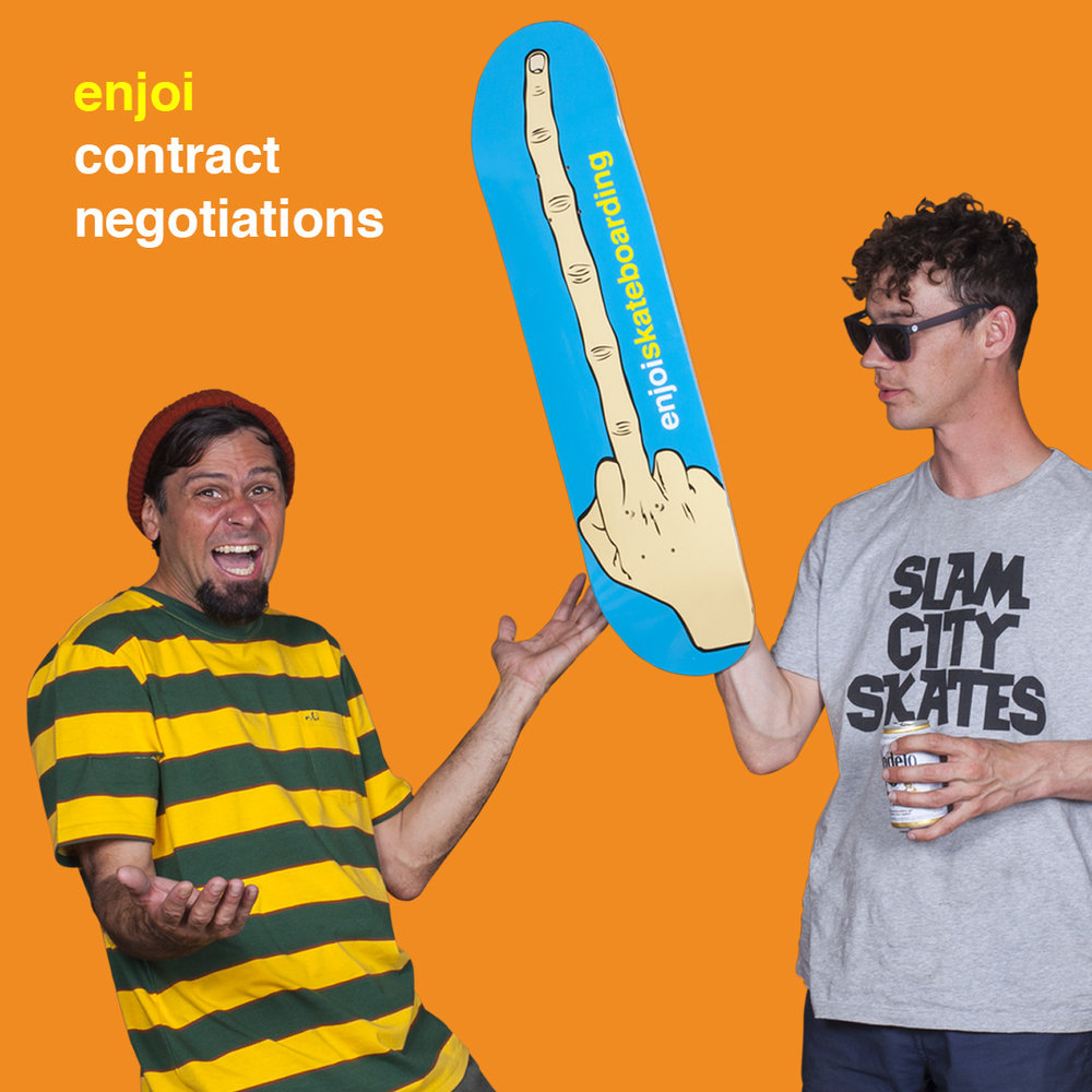enjoi_THE_BIRD_big_middle_finger_contract_negotiations_LOUIE_BARLETTA_BEN_RAEMERS_DONNY_MILLER_skateboard_DECK.jpg