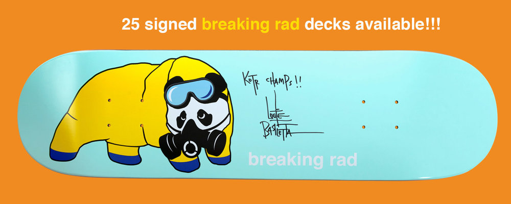 enjoi_signed_breaking_rad_louie_barletta_ deck_limited_thnak_you_supply