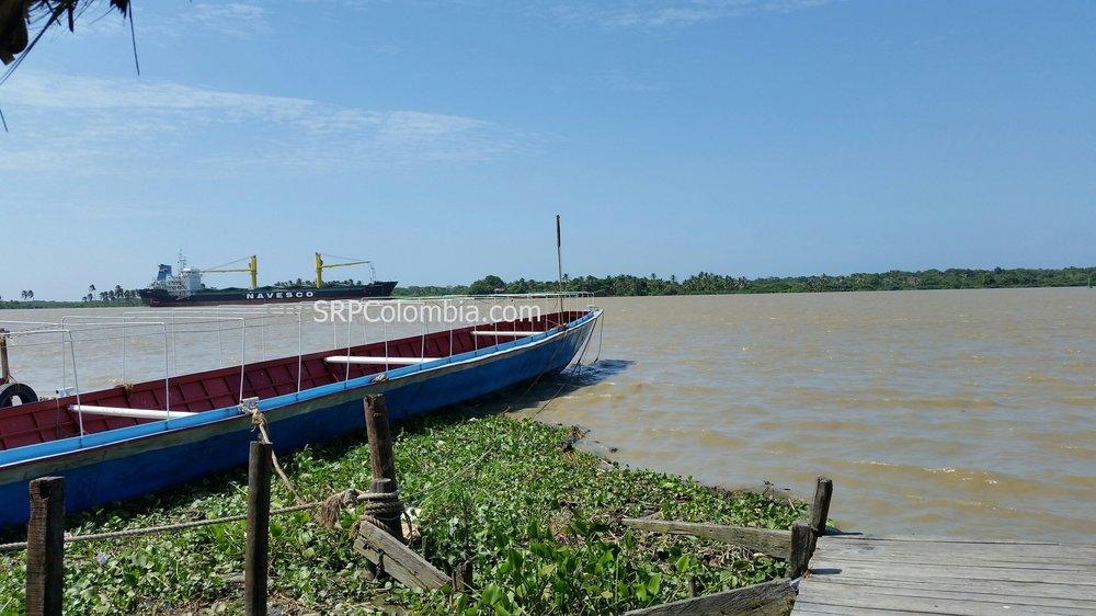 Rio de La Magdalena, Barranquilla.