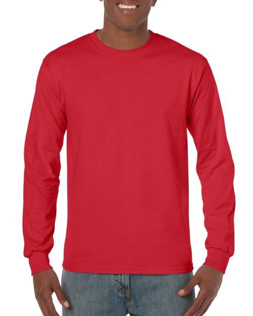 5e0939bd Custom Printed Adult Long Sleeve T-Shirt Gildan 5400 — T-Shirt ...