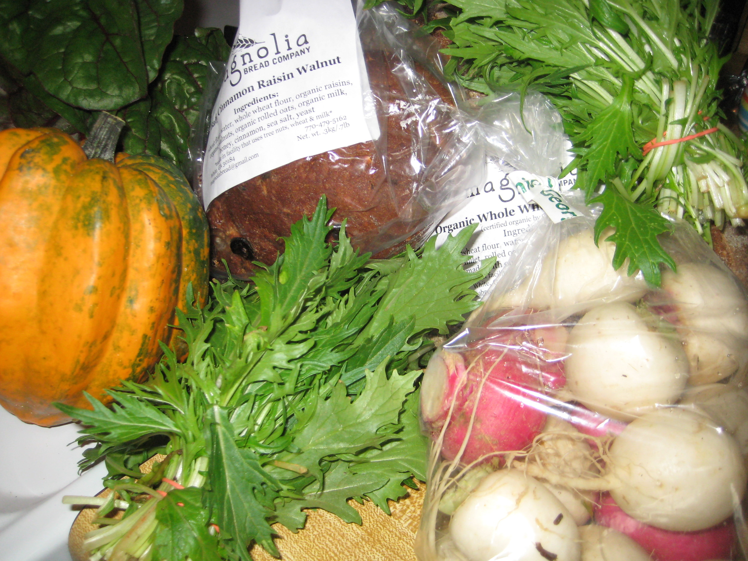 november 15th farmer's market goods