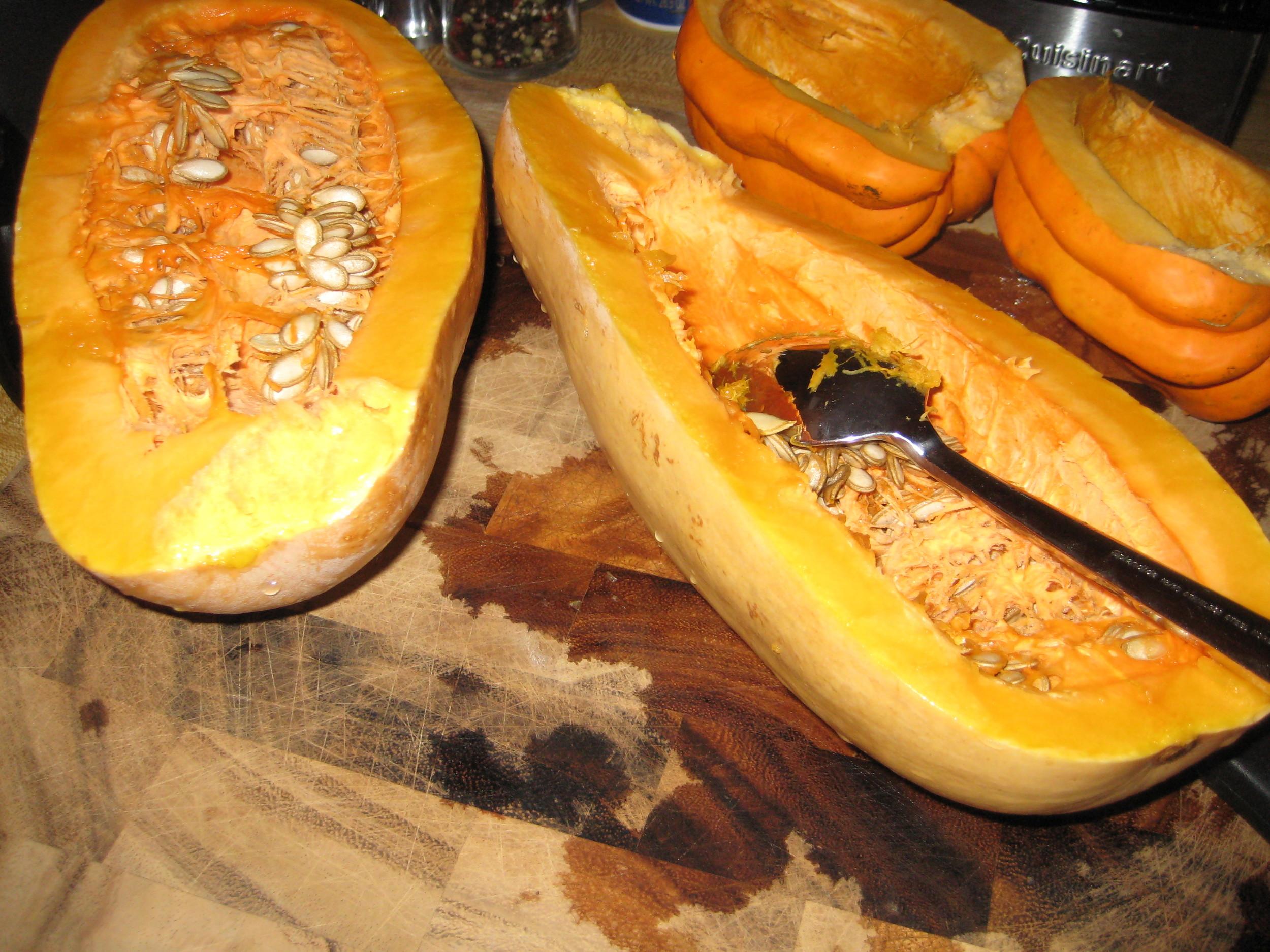 african and acorn squash