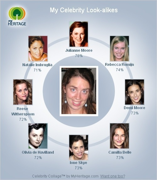 celebrity look-alikes from mycelebrity.com