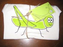 grasshopper onesie