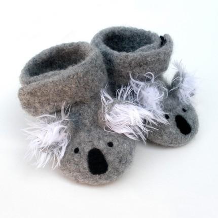 koala booties