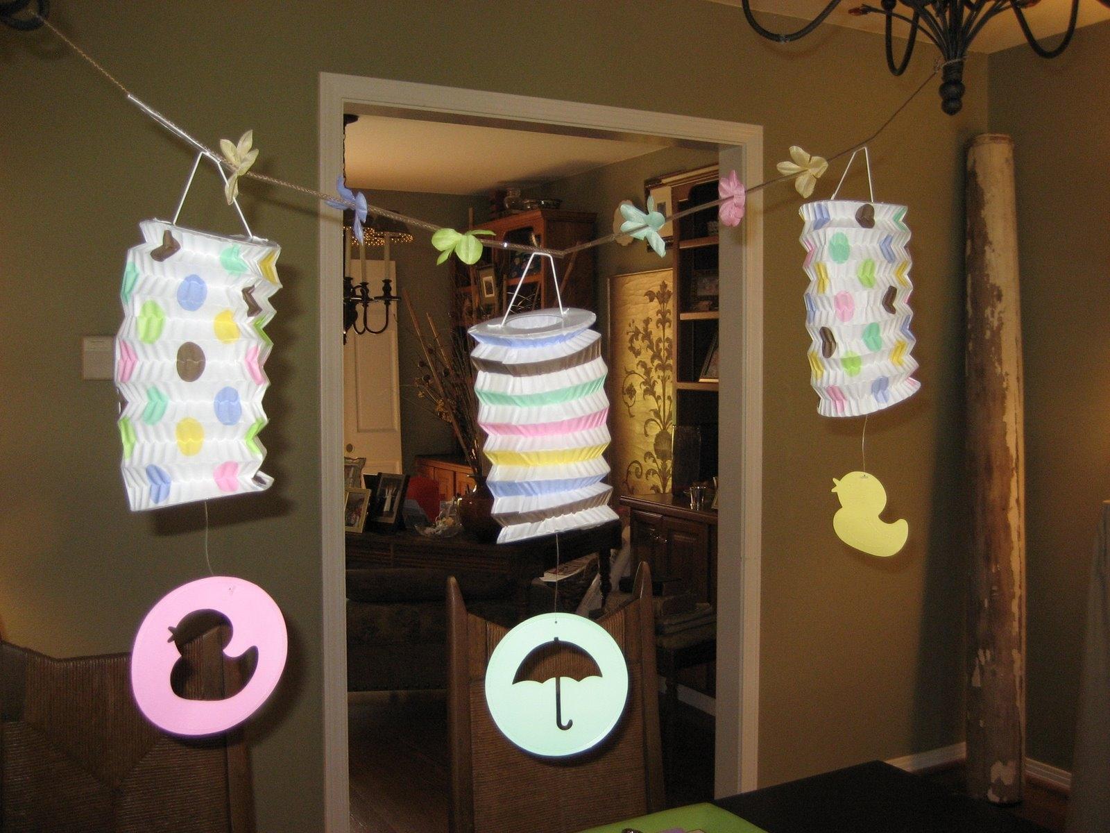 adorable paper lanterns