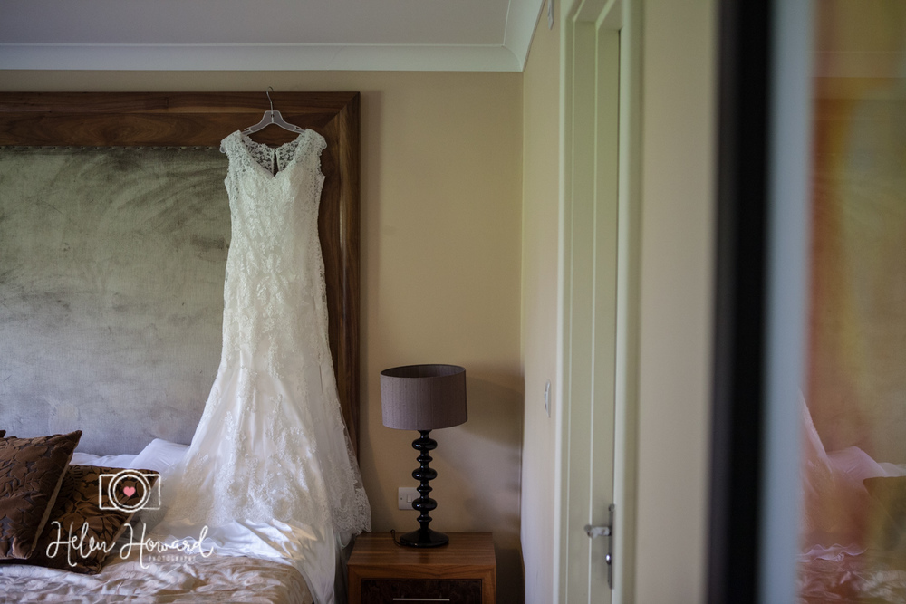 Bridal Preparation at Aldwickbury Park