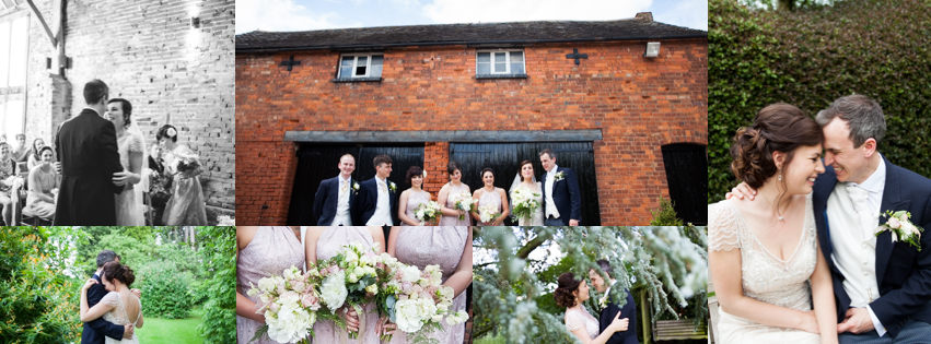 Classic elegant barn wedding at Packington Moor Wedding Venue Near Lichfield