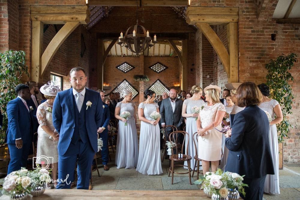 Shustoke Farm Barns Wedding Photography by Helen Howard-15.jpg