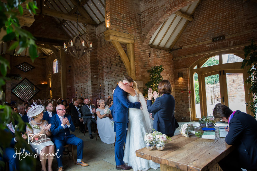 Shustoke Farm Barns Wedding Photography by Helen Howard-19.jpg