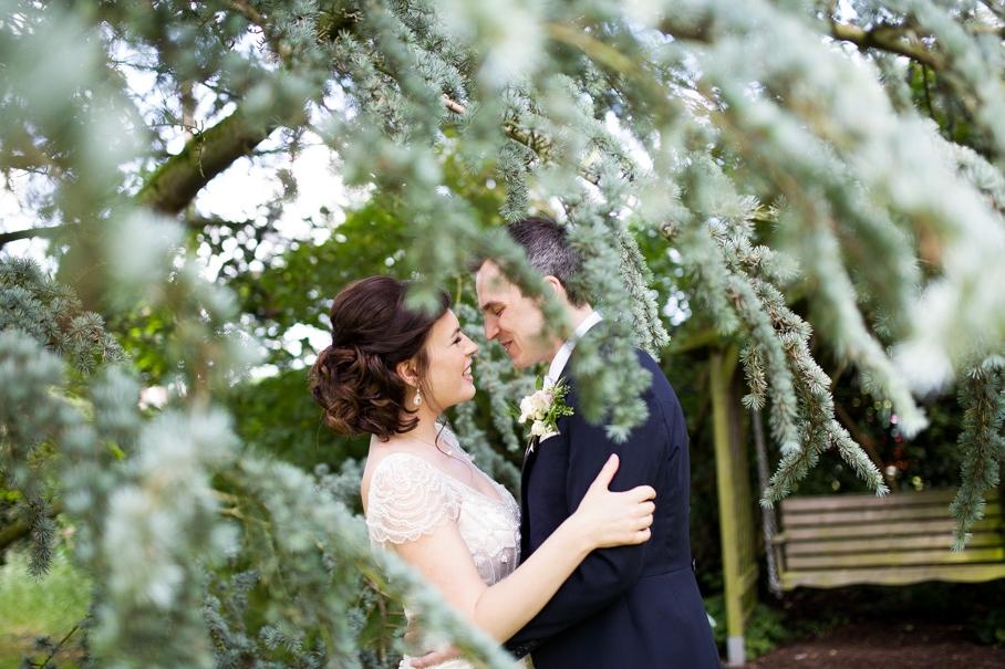 Ellen and Ben - Packington Moor Wedding