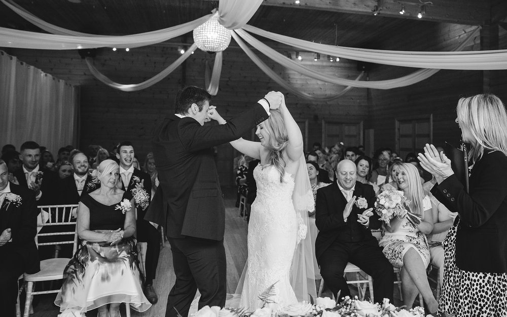 weddings at Styal Lodge