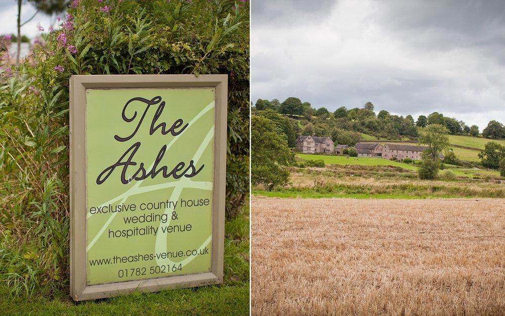 The Ashes Barn Venue