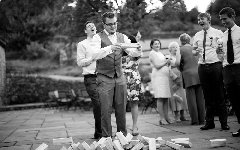 Relaxed Wedding Photography Staffordshire
