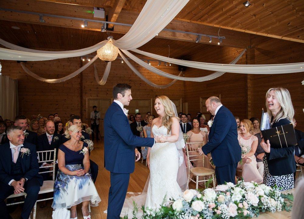 Styal Lodge, cheshire wedding venue