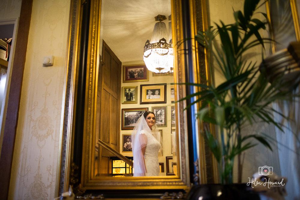 Netherstowe House Wedding Photographer