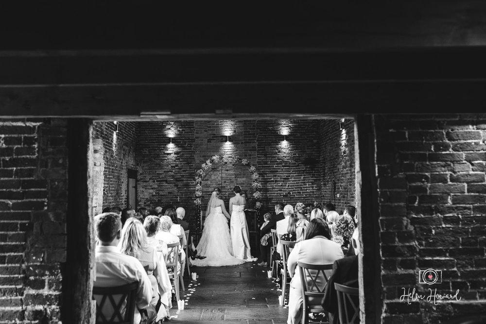Lichfield Barn Wedding Photographer