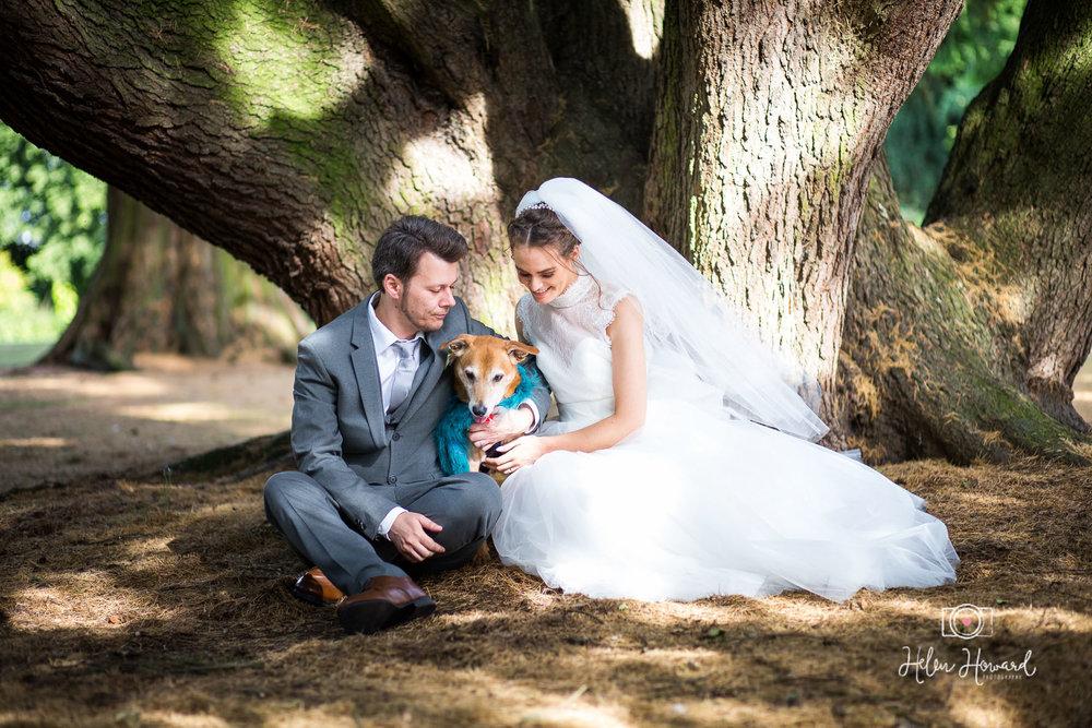 Rodbaston Hall Wedding Photographer
