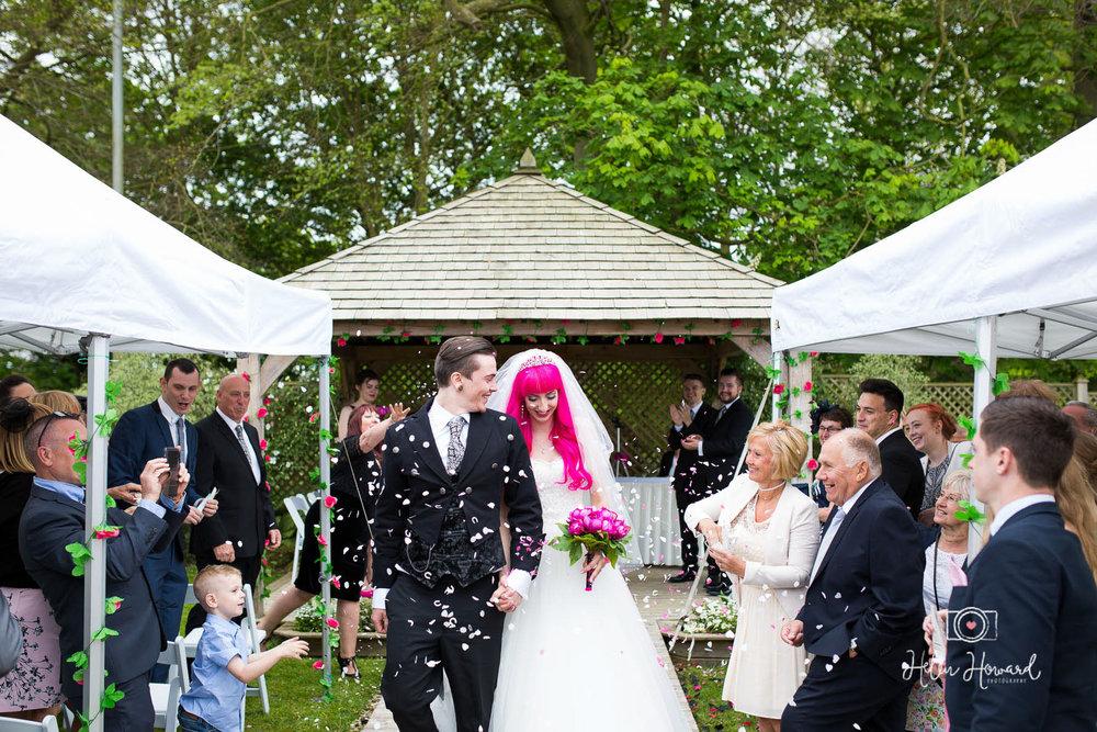 Chilford Hall Wedding Photographer