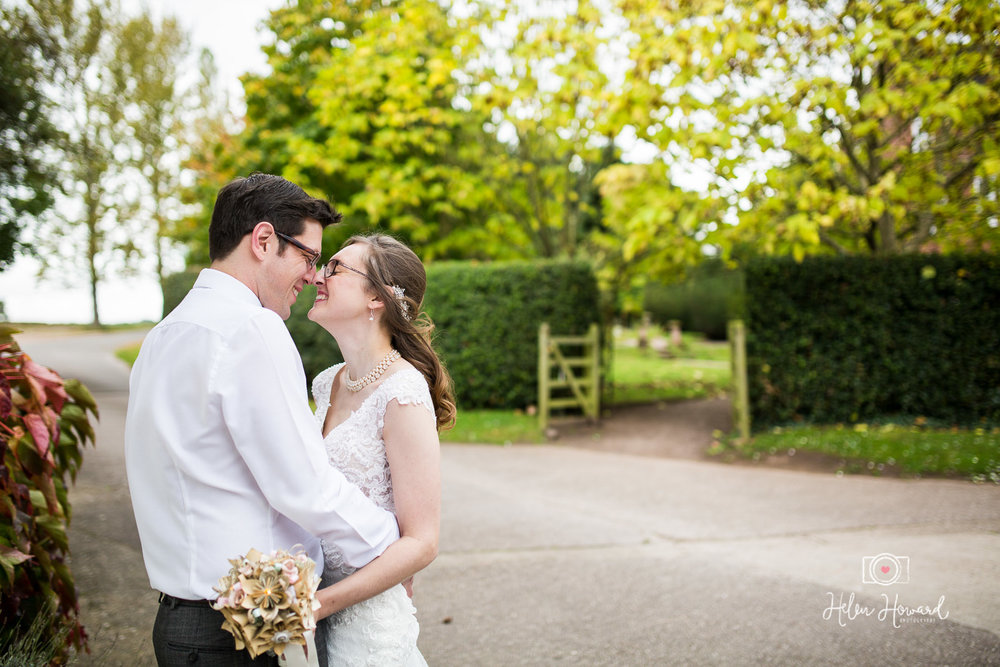 West Midlands Barn Wedding Photographer