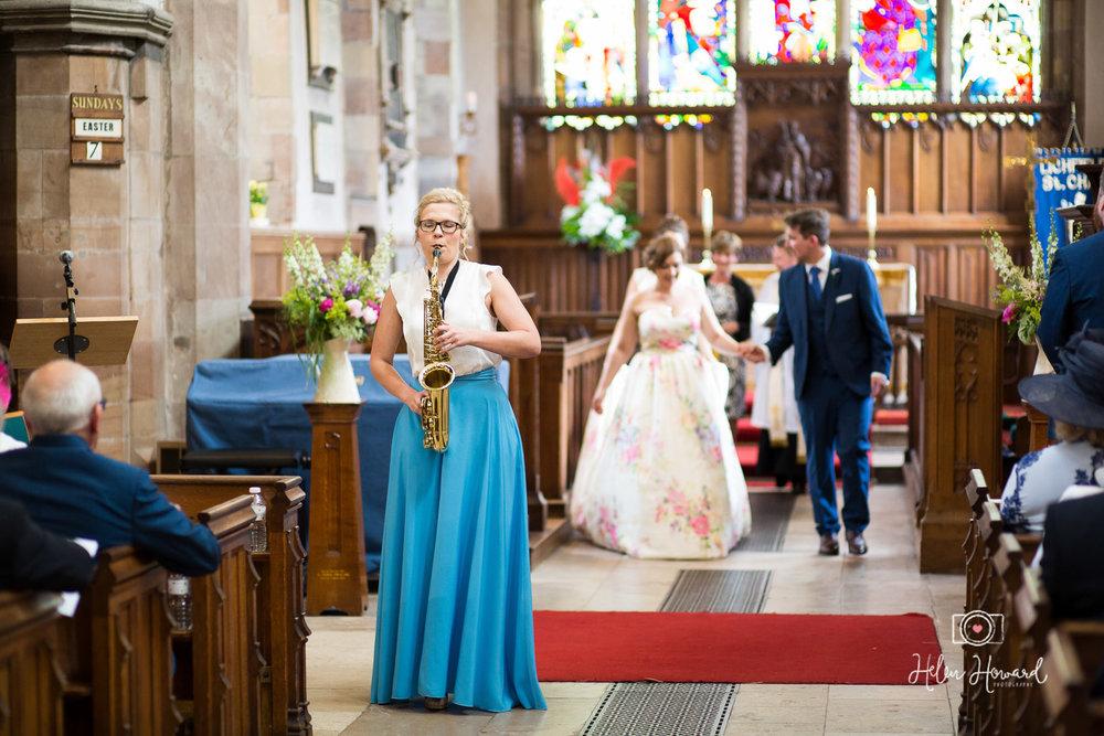Lichfield St Chads Wedding Photographer