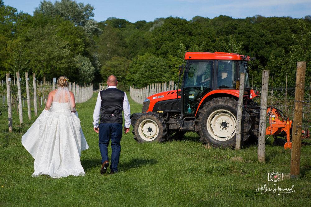 Aldwick Court Farm Wedding Photographer