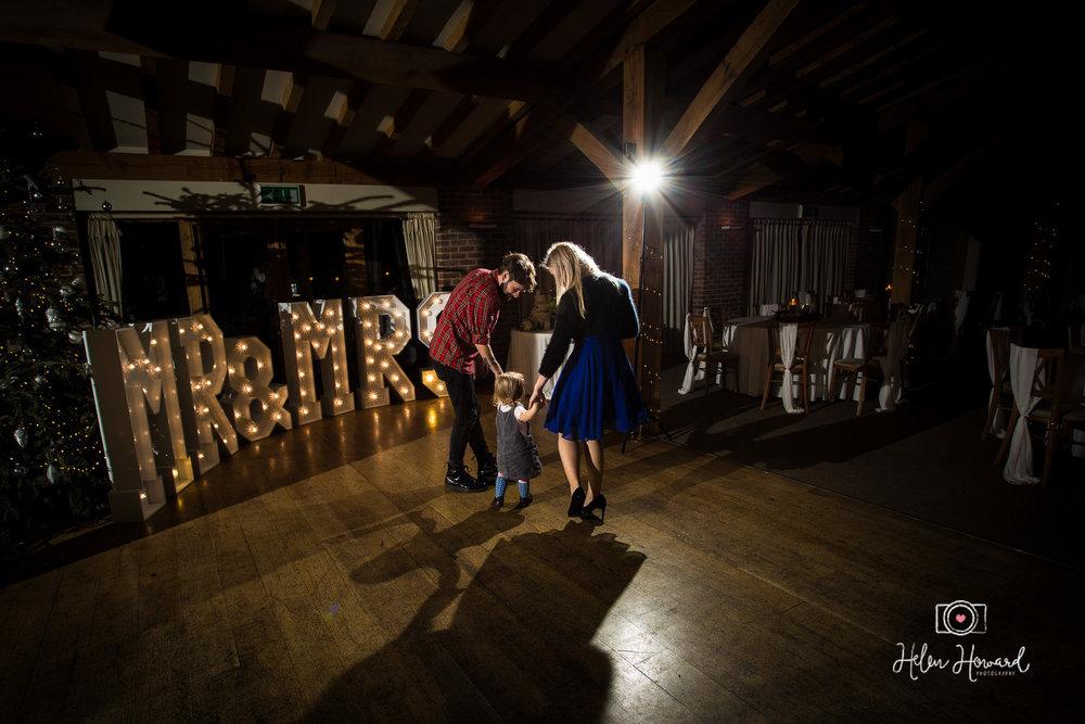 Staffordshire Barn Wedding Photographer