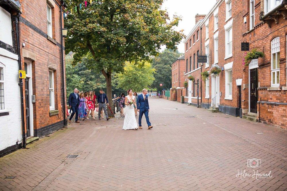 Lichfield City Wedding Photographer