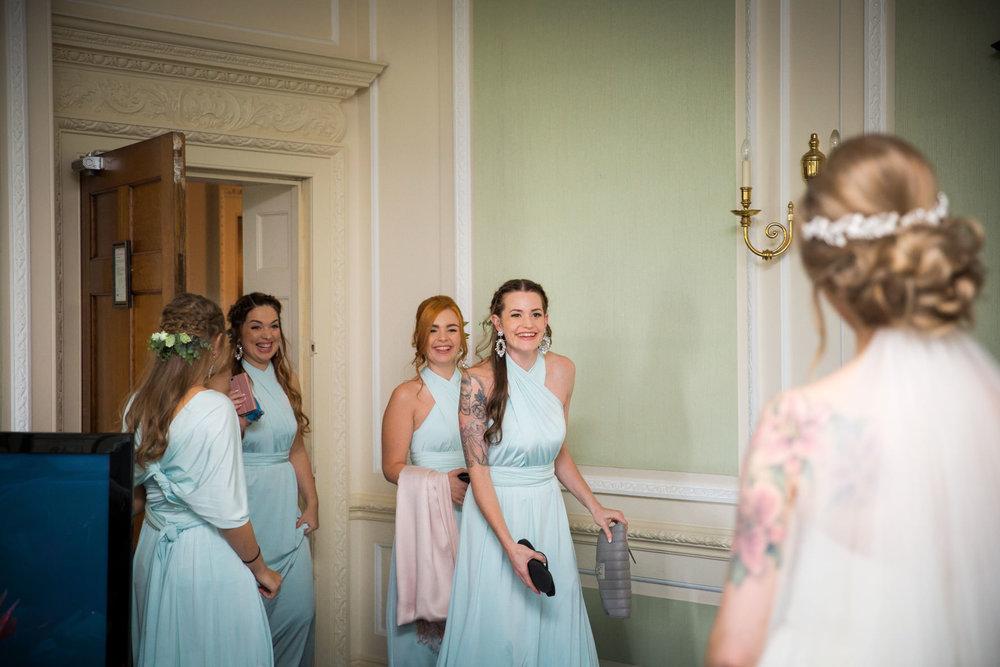 Swinfen Hall Wedding Photographer