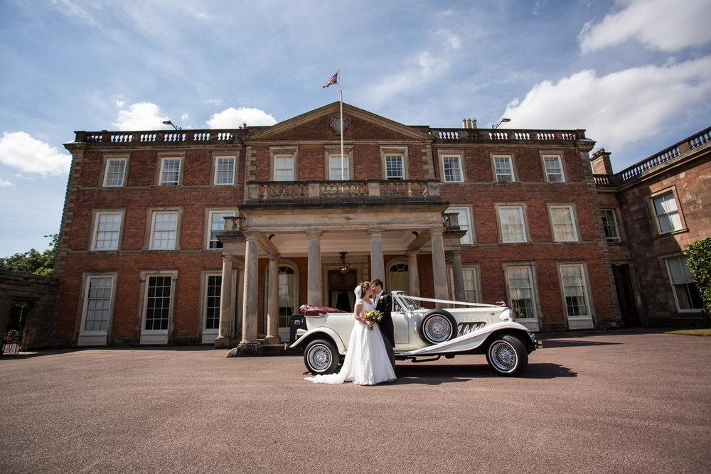Weston Park Wedding Photographer
