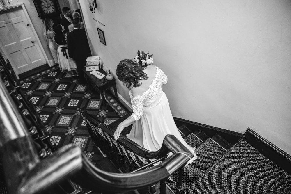 St Johns House Lichfield Wedding Photographer