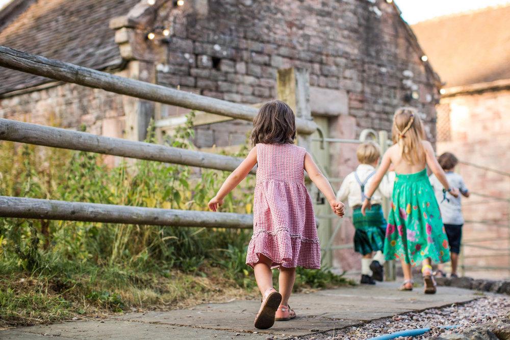 The Ashes Venue a child friendly wedding venue in staffordshire