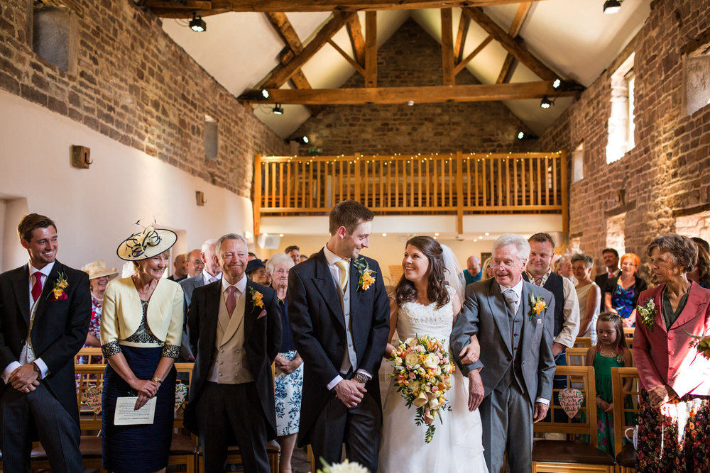 The Ashes Barns Beautiful Wedding Venue Relaxed Wedding Photographer